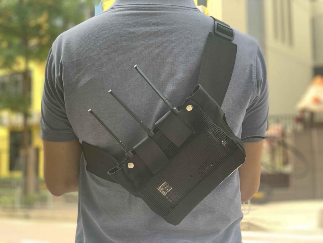 сумка для переноски при стриме