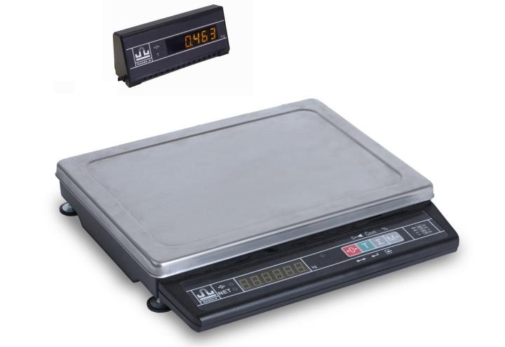 Торговые весы Масса-К МК-A21 (ИВ)с интерфейсом USB