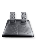 Gas and brake pedals