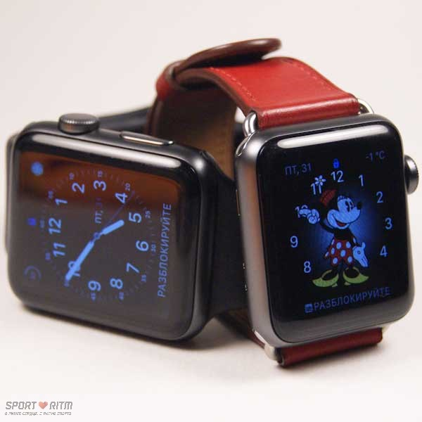 Apple Watch и пульсометр Polar H10
