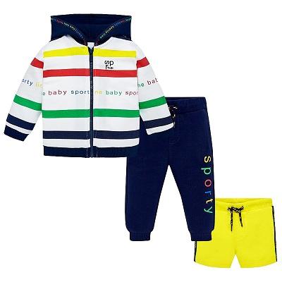 Одежда Mayoral Весна-Лето 2019, костюм спортивный для мальчиков