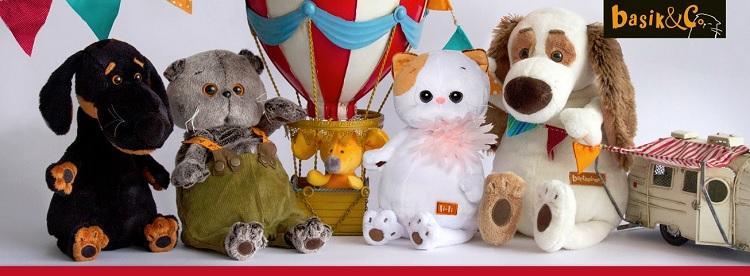 Кот Басик и его друзья