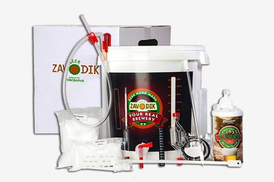 Домашняя пивоварня «Beer Zavodik Mini 2016»