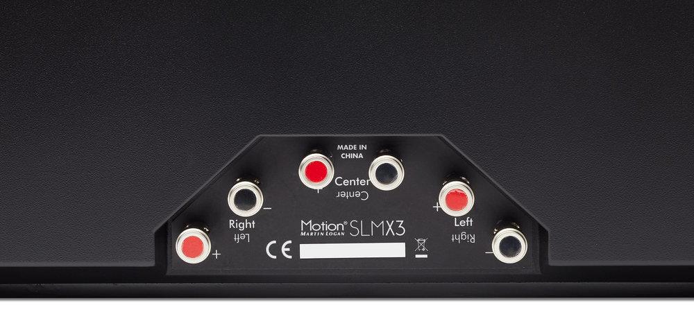 Саундбар MartinLogan Motion SLM X3