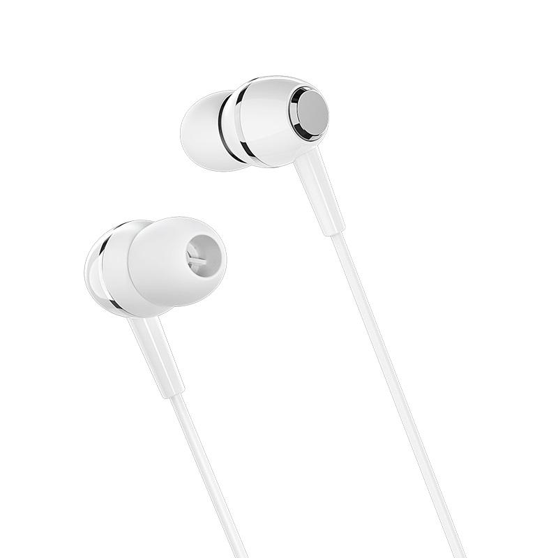 borofone bm36 acura universal earphones with mic wired