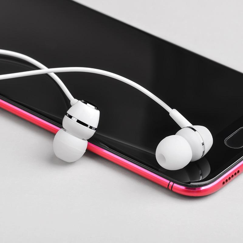 borofone bm36 acura universal earphones with mic interior