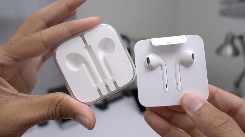 Apple EarPods MD827ZM/B - Наушники с разъёмом 3,5 мм