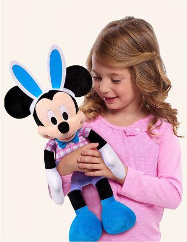 Минни Маус (Minnie Mouse) - подружка Микки Мауса
