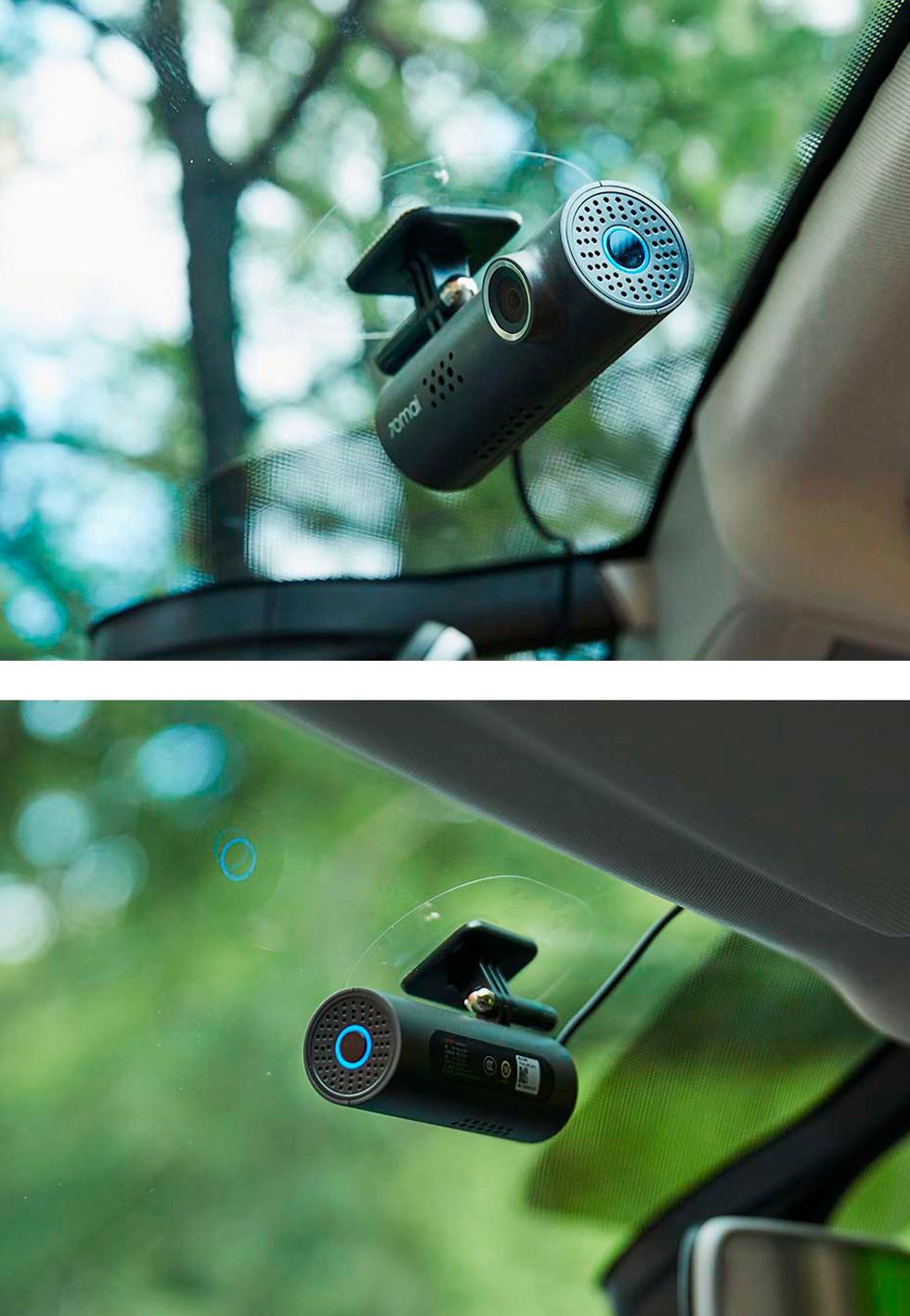 Видеорегистратор 70mai Smart Dash Cam 1S (1080p, черный)