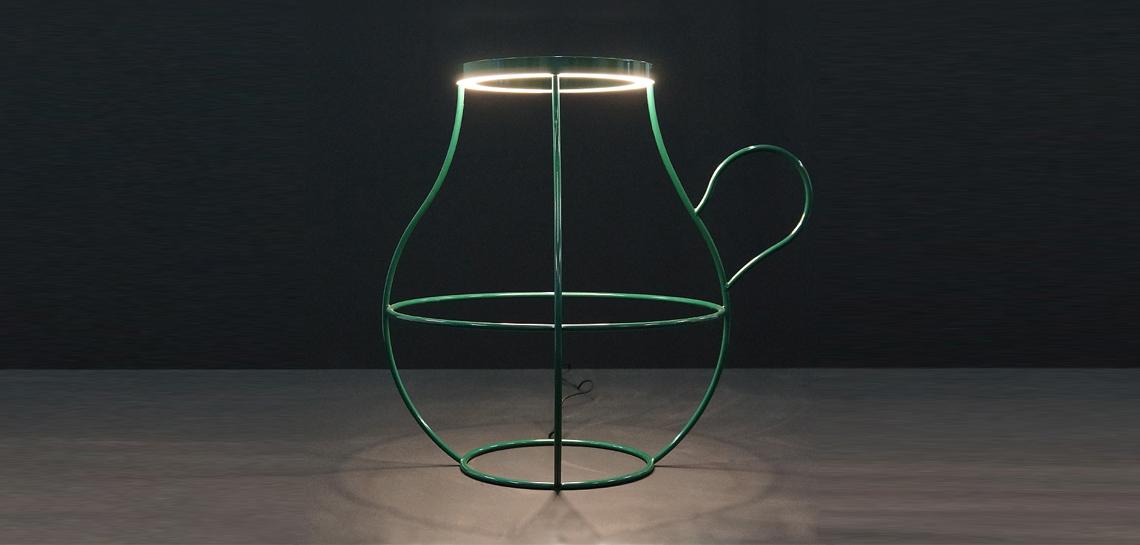 Nulla, прототип светильника от Artemide: аккуратная, почти незаметная напольная лампа с мягким и деликатным светом. Ее каркас имитирует контуры и форму классических предметов конца XVIII века. Этот минималистичный скульптурный объект – больше, чем светильник; это своего рода дань памяти старинным традициям.