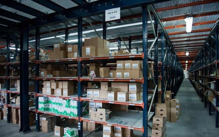 Реорганизовывать стоит и современные складские помещения