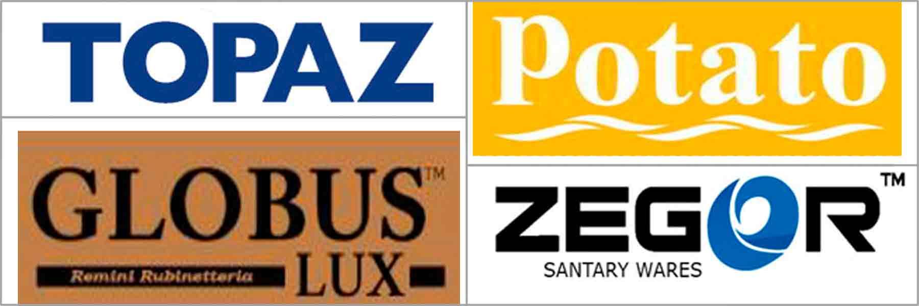 Популярные бренды смесителей