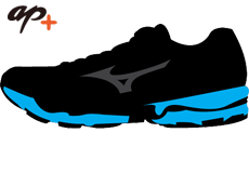 Технология кроссовок Mizuno - Ap+