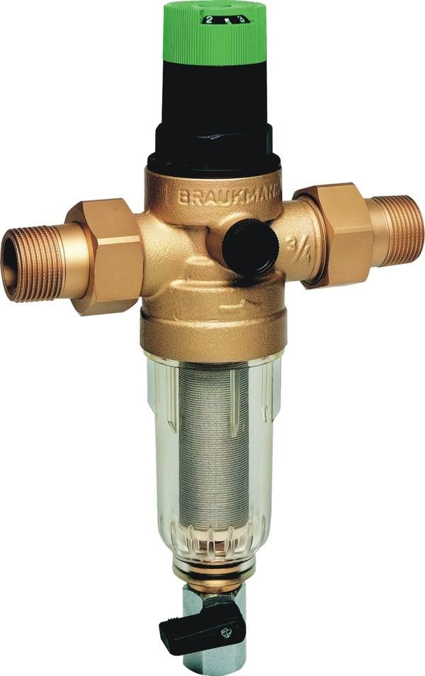 Фильтр Honeywell FK06 1 AA с редуктором давления