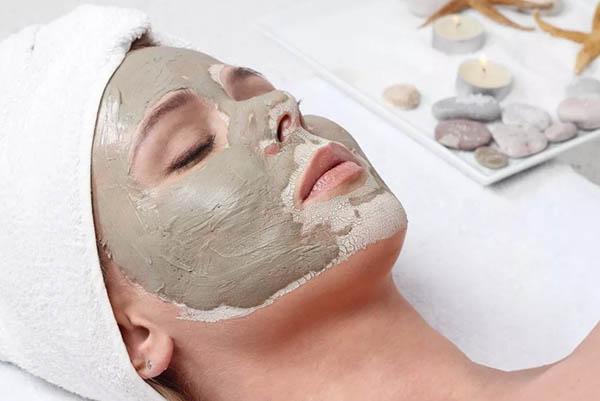 Не забывайте о масках для лица