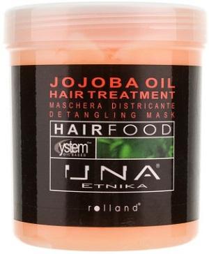 купить Rolland UNA Hair food jojoba oil