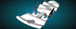 Технология кроссовок Mizuno - X-wave