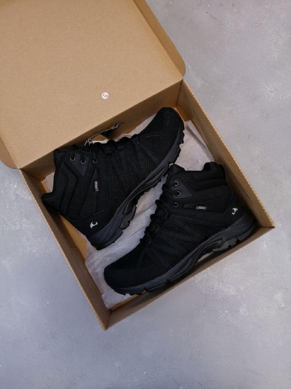 Ботинки Viking Komfort Mid Spikes GTX M туристические