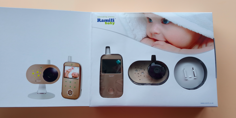 Видеоняня Ramili Baby RV 1200