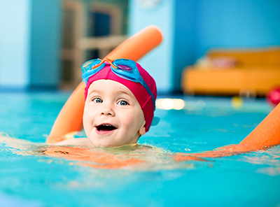 Фото детская шапочка для плавания