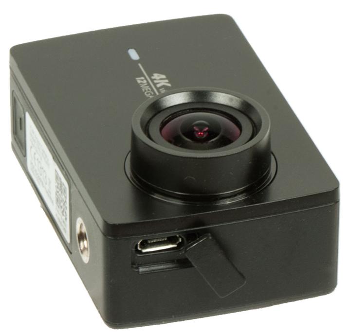 Экшн камера Xiaomi Yi 4K Action Camera White