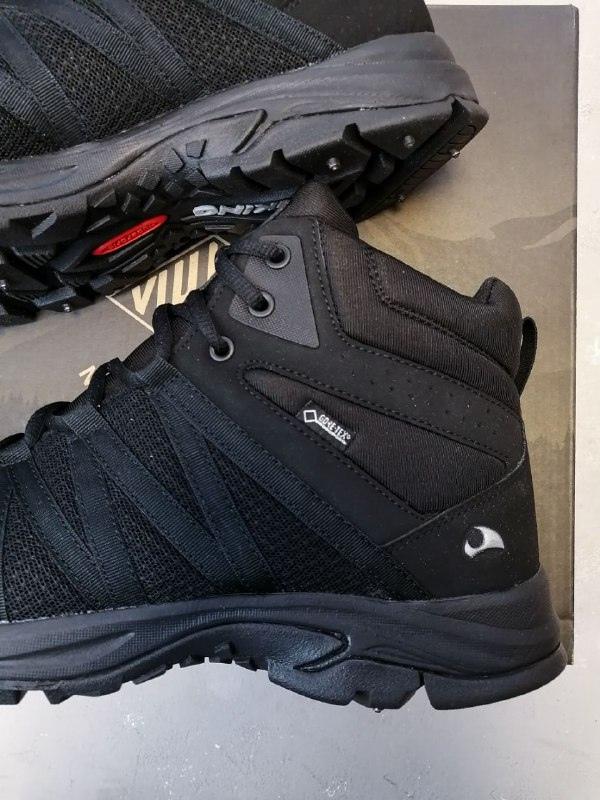 Туристические ботинки Viking Komfort Mid Spikes GTX M