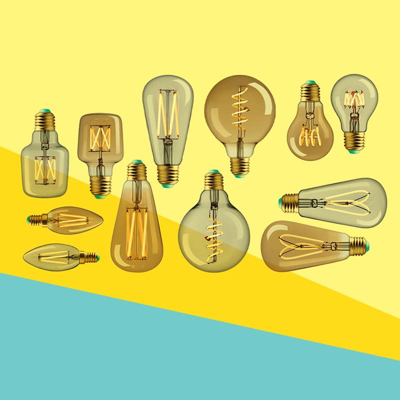 Светодиодная лампа WattNott от Plumen