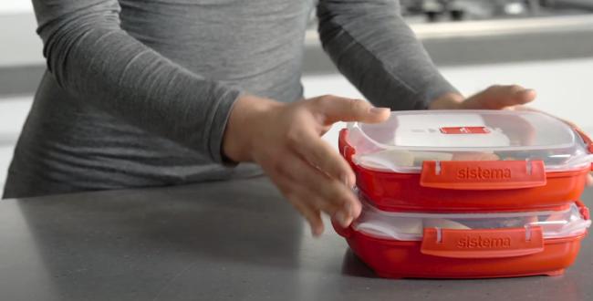 Microwave - тарелка для разогрева