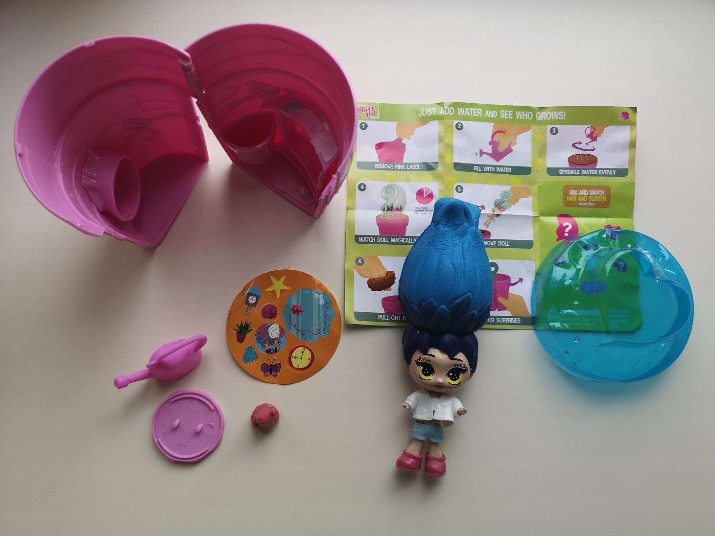 комплектация копии куклы Blume