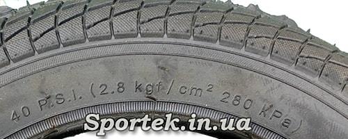 Позначення тиску в велопокрышке в PSI-kgf_cm2-kPa