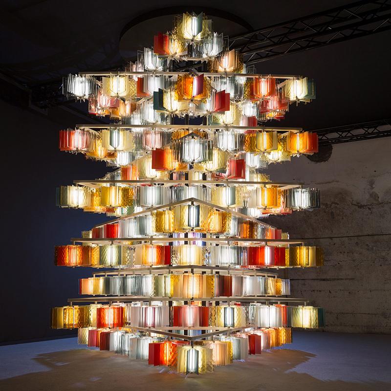 Светильник Strata от Ben Gorham