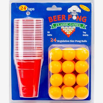 Игра «Beer Pong»