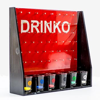 Игра для вечеринки «Drinko»
