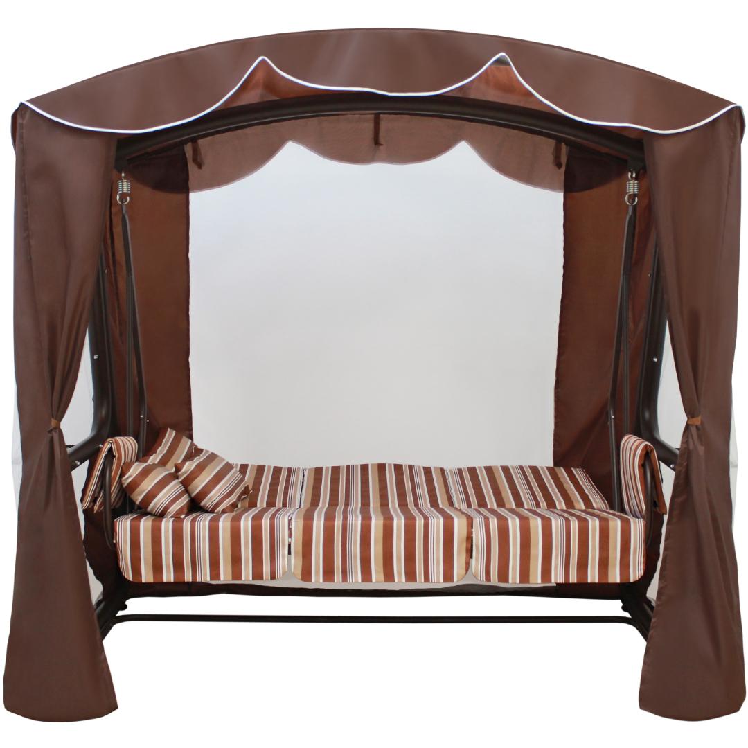 Элит Люкс шоколад кровать