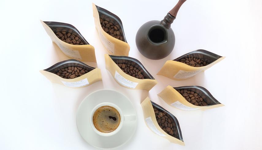 Набор кофе в зернах