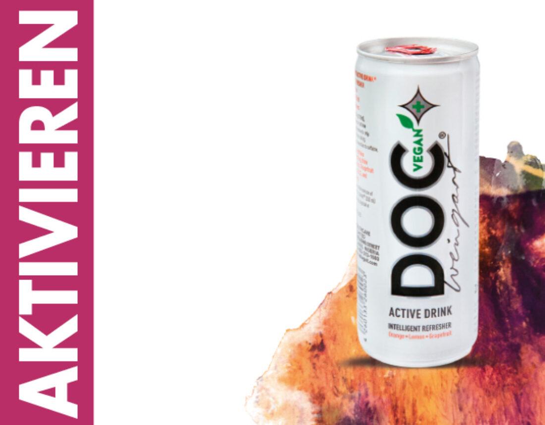 Енергетичний напій DOC ACTIVE DRINK