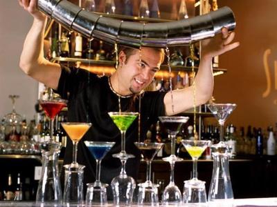 мастерства его барменов