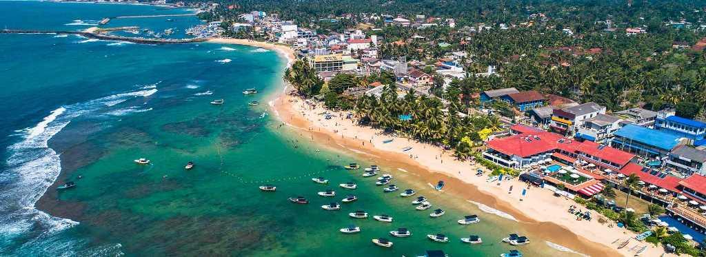 Хиккадува, Унаватуна, Шри Ланка
