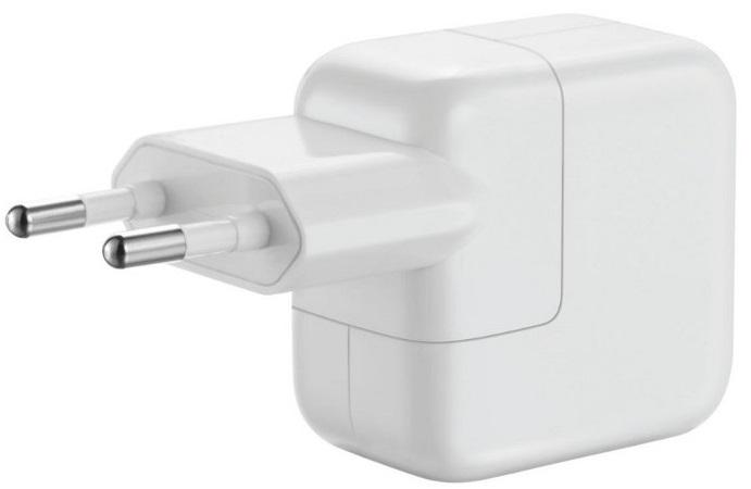 Apple USB Power Adapter MD836ZM/A - Адаптер питания мощностью 12 Вт, 2100 мАч.