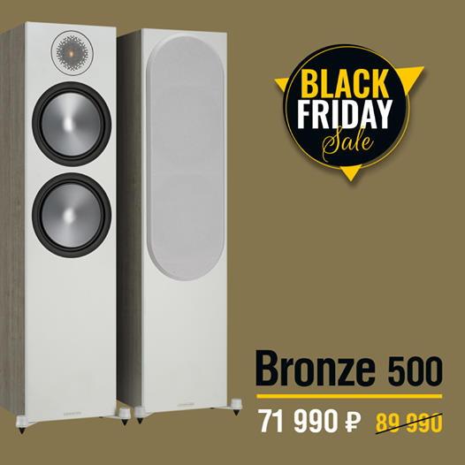 До 30.11. Monitor Audio Bronze 500