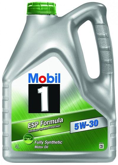 ESP Formula 5W-30 (Fully synthetic) 4л
