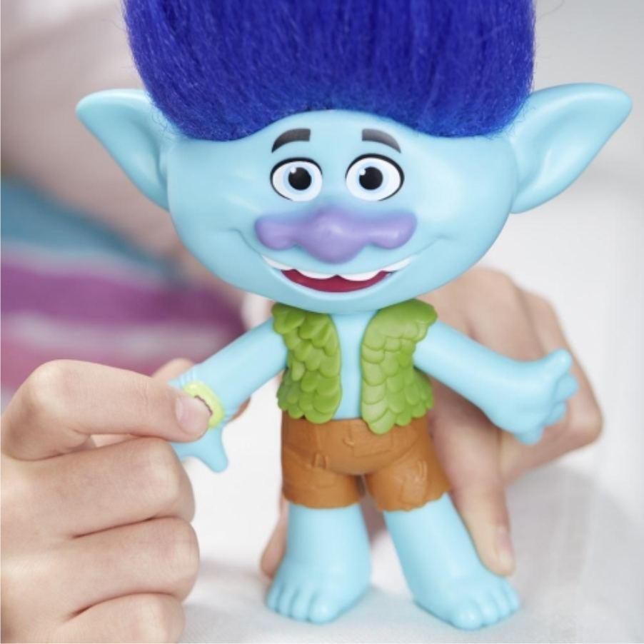 Кукла Цветан (Branch) из мультфильма Тролли