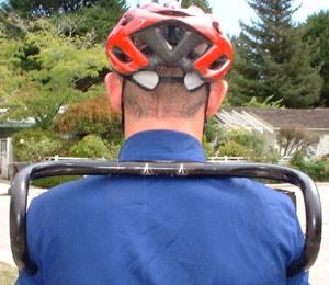 Побор ширины велосипедного руля по ширине плеч