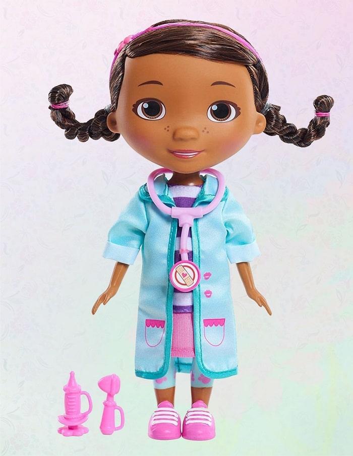 Кукла Дотти (Доктор Плюшева) в наборе