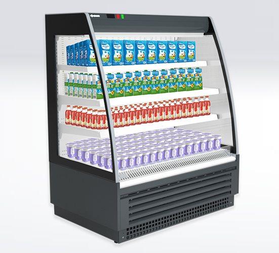 Холодильный стеллаж SOLO sml