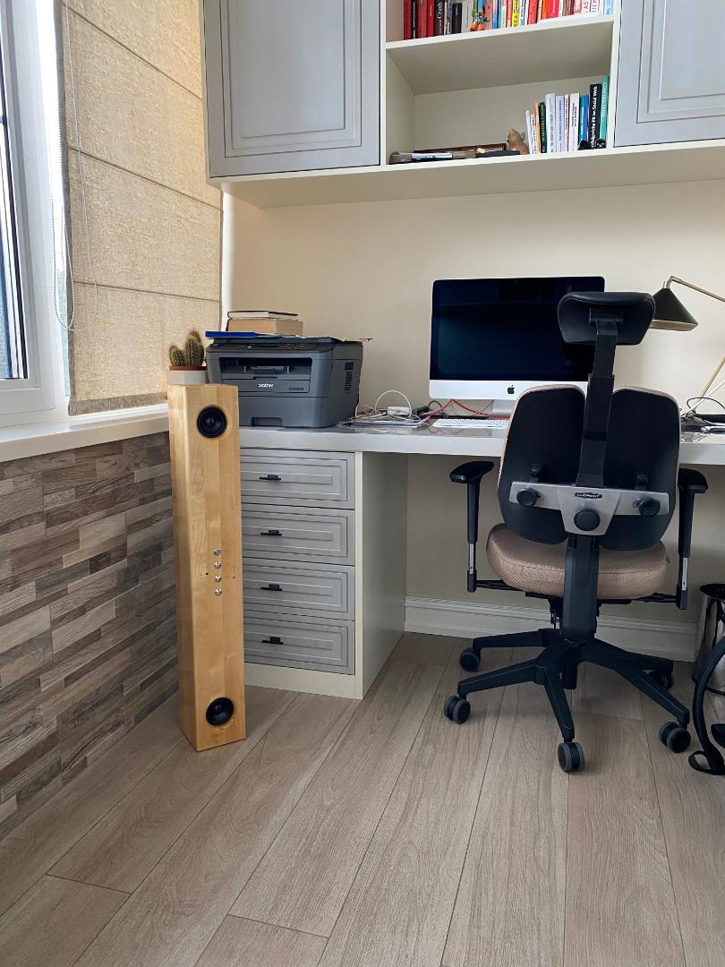 KenMen в офисе