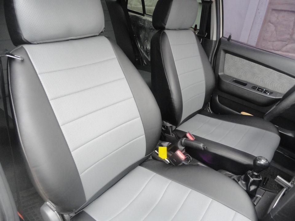 Авточехлы для сидений ДЭУ