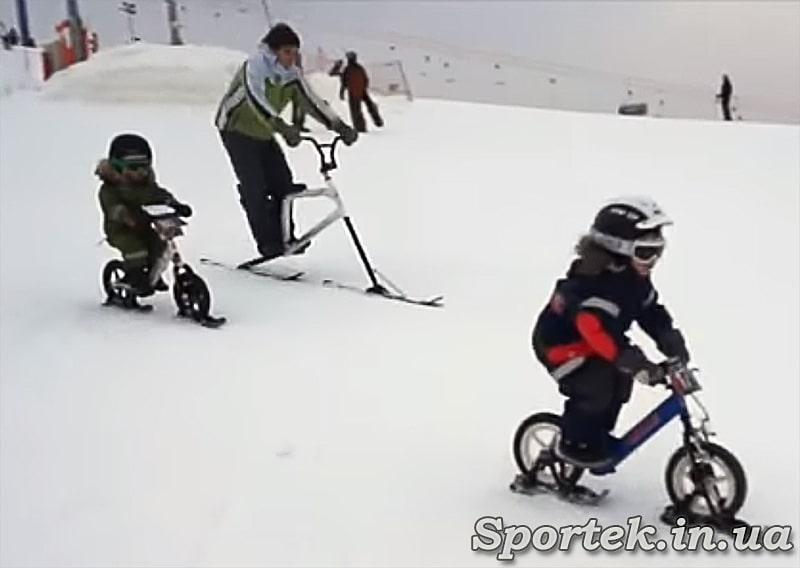 біговели для дорослих