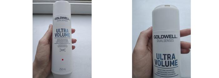 Фотоогляд на Шампунь для ультра-об'єму Goldwell Dualsenses
