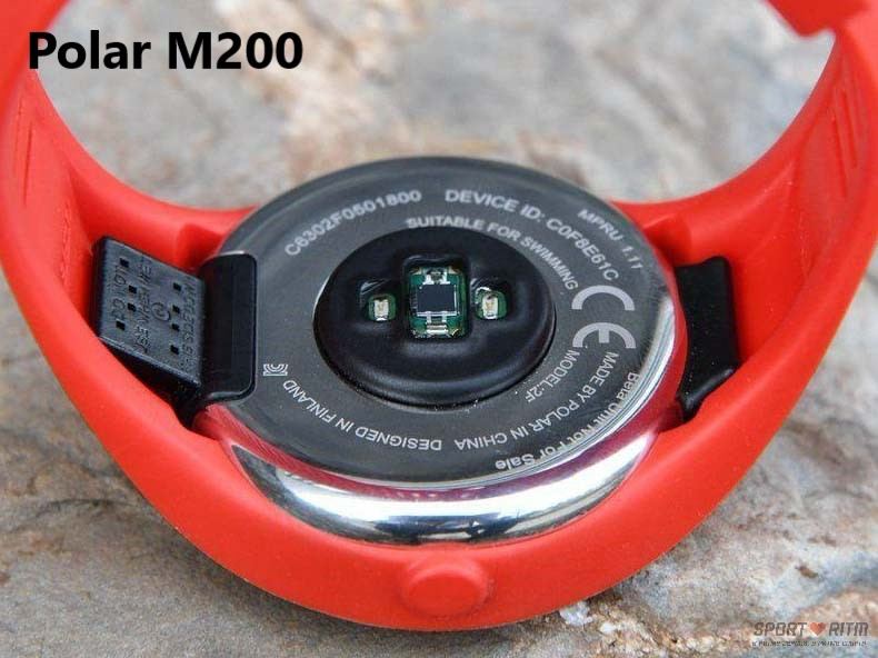 Пульсометр Polar M200